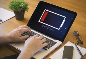 mengatasi laptop mati sendiri karena baterai