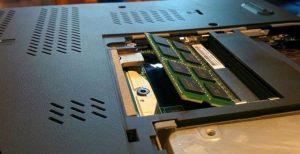 penyebab laptop mati sendiri karena ram